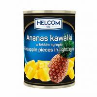 Helcom pineapple slices 580 ml.
