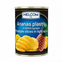 Helcom pineapple rings 580 ml.